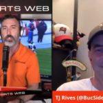 "Interview: Buccaneers ""Sideline Guy"" TJ Rives"